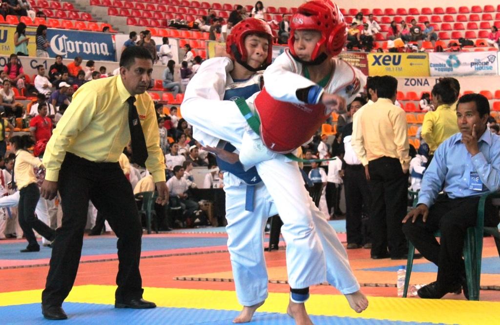 Inició la Copa de la Amistad de Taekwondo