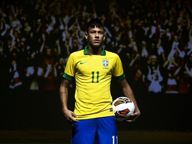 Autoriza la CBF a Neymar viajar a Barcelona