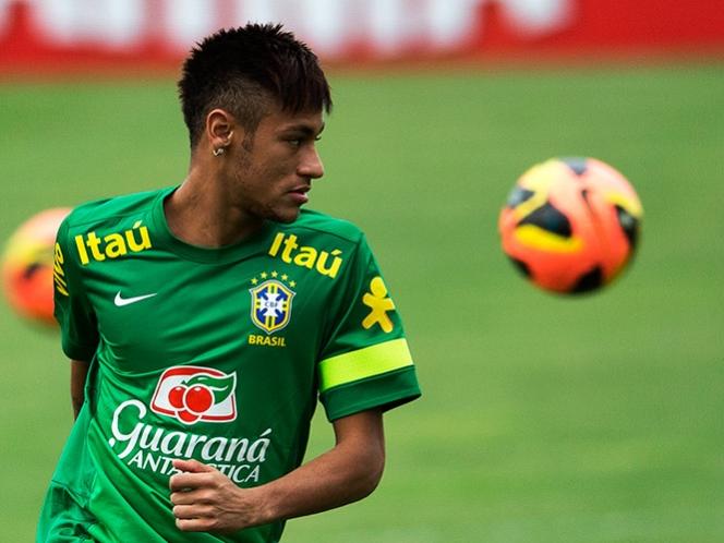 La apretada agenda de Neymar en su presentación