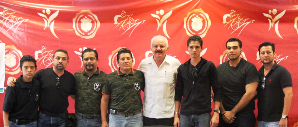 Abanderan a Guerreros de Veracruz