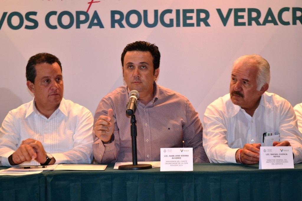 Respalda IVD la Copa Rougier 2014