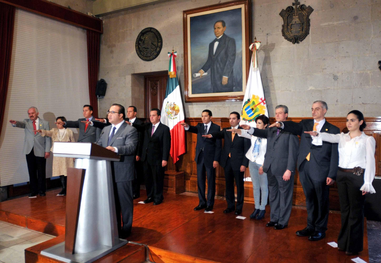 Instauran Comisión Interinstitucional en apoyo a Veracruz 2014