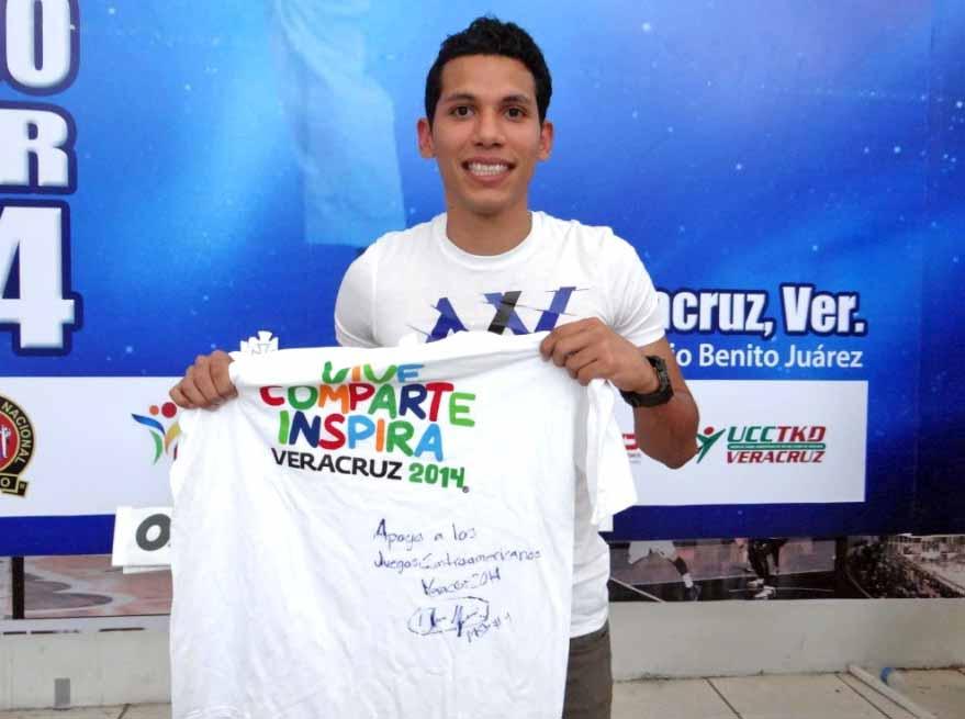 Sueño ganar en Veracruz 2014: Abel Mendoza