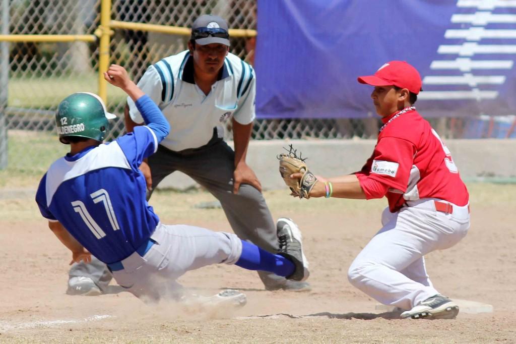 Solo equipos federados para béisbol en Olimpiada Nacional