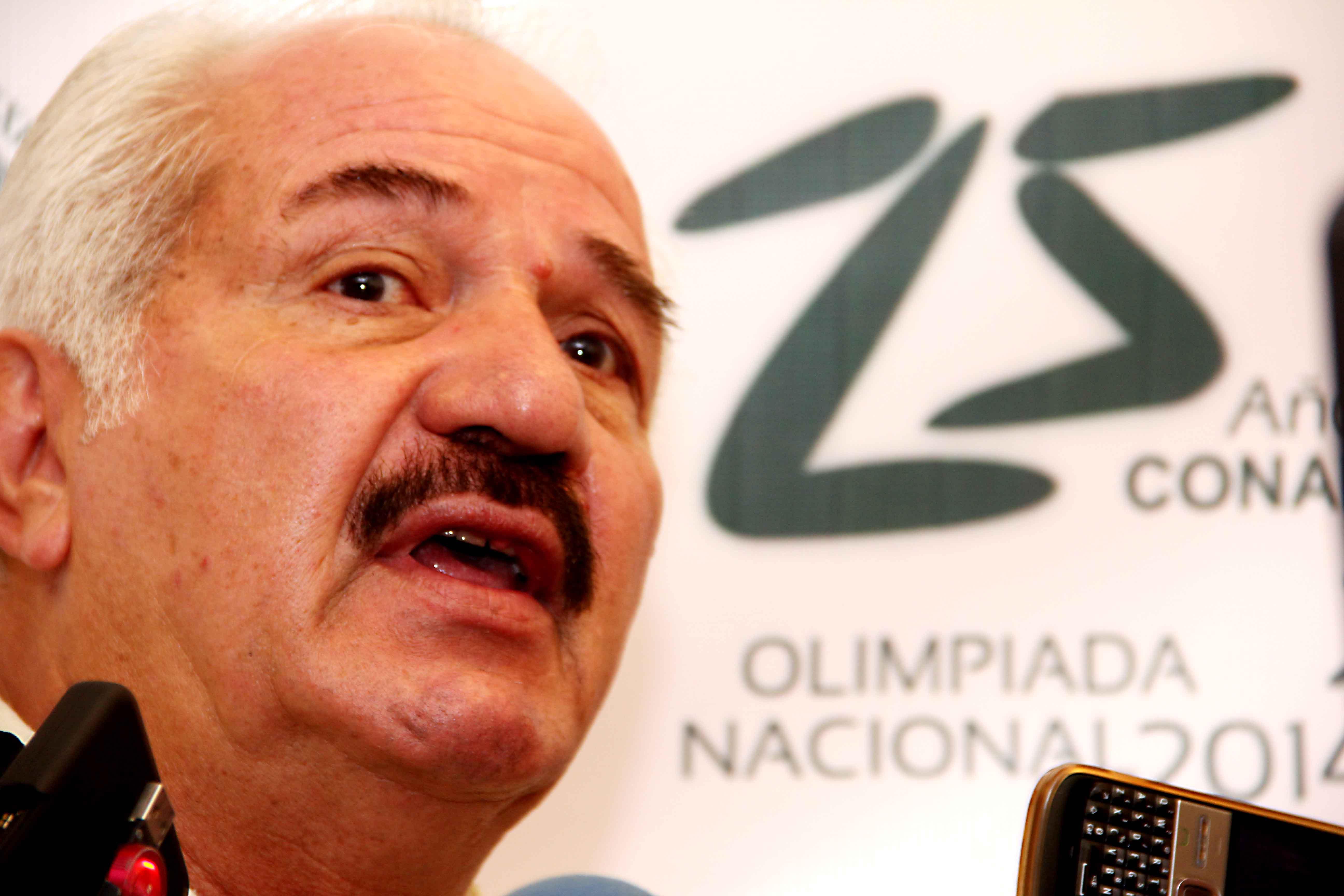 Veracruz está listo para albergar la Olimpiada Nacional