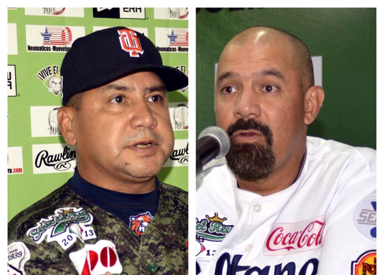 Vizcarra y Flores, managers del Juego de Estrellas