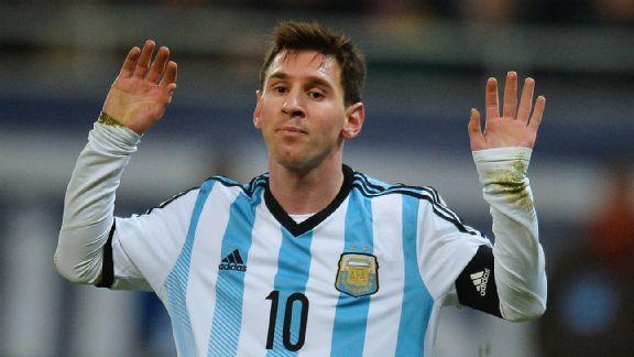 Técnico de Bosnia evitará marcaje personal a Lionel Messi