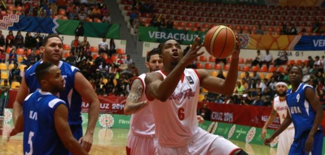 Gana Puerto Rico en tiempo extra el bronce del basquetbol