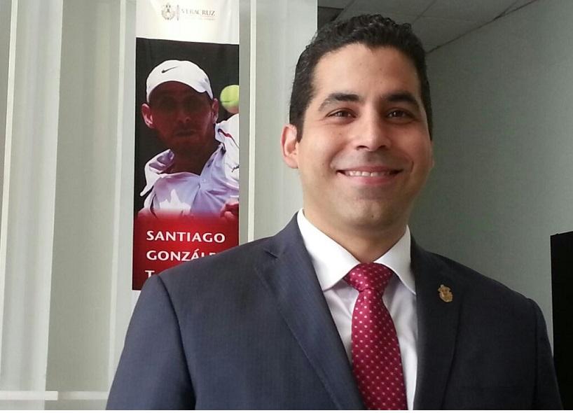 Carlos Sosa nuevo Director del Instituto Veracruzano del Deporte