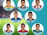 Aficionados elegirán a jugador para portada de FIFA