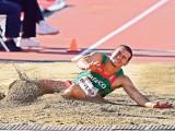 Luis Rivera, sin medalla y sin mundial