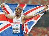 Mo Farah, impone; se corona en los 10,000 metros