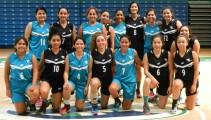 Basquetbol estudiantil: Halcones UV femenil continúa su preparación