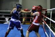 Boxeo veracruzano se prepara con miras a la Olimpiada Estatal