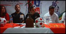 Fue presentada la temporada 2016 de la Liga Municipal de Coatzacoalcos.