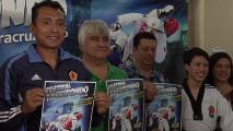 Todo listo para el Festival de Taekwondo Puerto de Veracruz