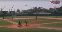 Marlins de Alvarado vence 7-1 a los Gavilanes de Coatzacoalcos