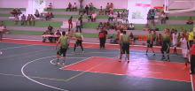 Chogosteros de Jáltipan vence 63-52 a la Ola Verde de Coatzacoalcos