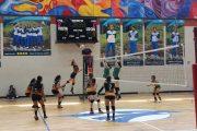 Los equipos de voleibol de sala en la rama varonil y femenil de la Anáhuac Xalapa, perdieron la final ante los Halcones de la UV