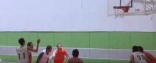 La quinteta de Gonza logro vencer 61-46 a su similar de Bucaneros
