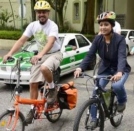 Por ciclovía, Ayuntamiento de Xalapa retirará objetos que entorpezcan la vía pública