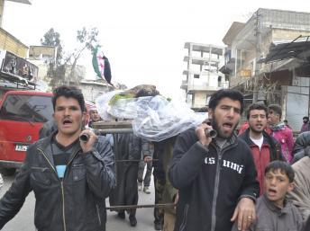 Más de 70.000 muertos en dos años de guerra civil en Siria