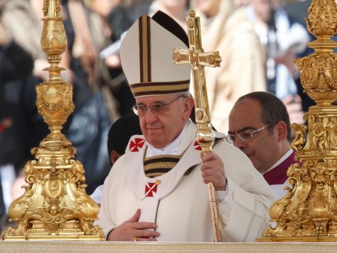 Papa Francisco oficiará misa de Jueves Santo en penal de menores