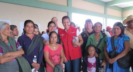 Inicia SSP actividades de Voluntariado en Achichipico y Tzacuala II