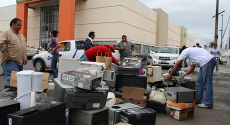 Realiza PMA exitosa Caravana Reciclón