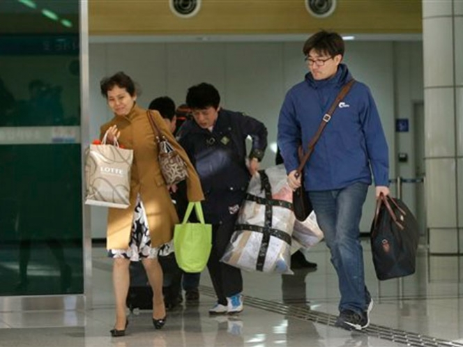 Norcorea aconseja a extranjeros evacuar Corea del Sur
