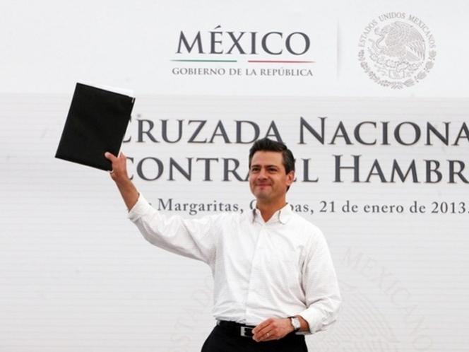 Peña Nieto y Lula da Silva encabezarán Cruzada contra el Hambre en Chiapas
