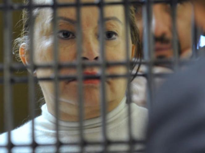 Elba Esther Gordillo continúa con atención médica en penal de Tepepan