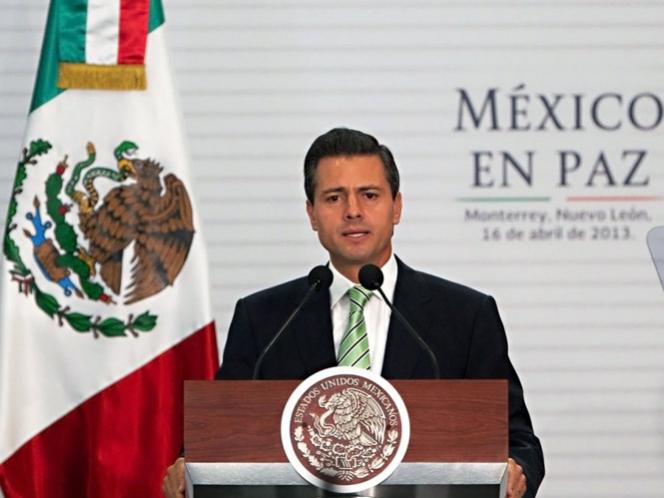 Peña Nieto inicia gira de trabajo por el Estado de México