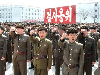 El ejército de Corea del Norte fue autorizado a lanzar un ataque nuclear