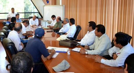 Anuncia Sedarpa programa estatal para la producción de arroz