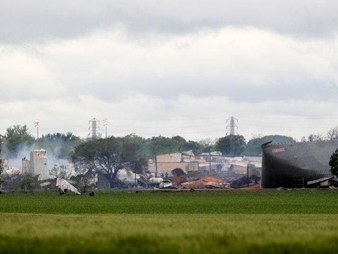 Declara Obama estado de emergencia por explosión en Texas