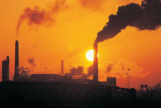 Veracruz genera más gases de efecto invernadero que el D.F.