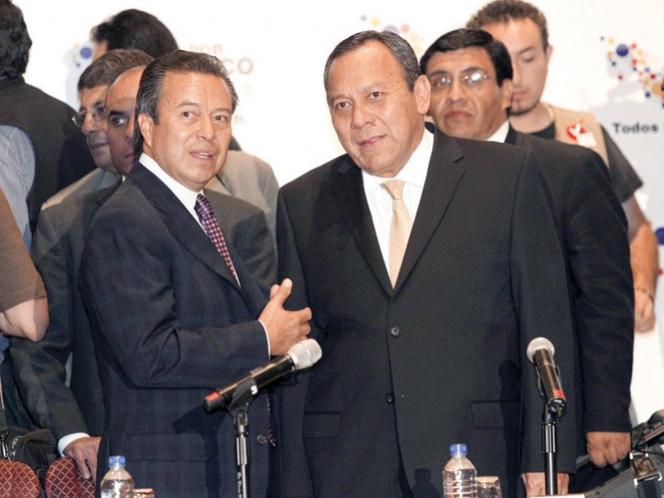 Partidos reactivan diálogo del Pacto por México
