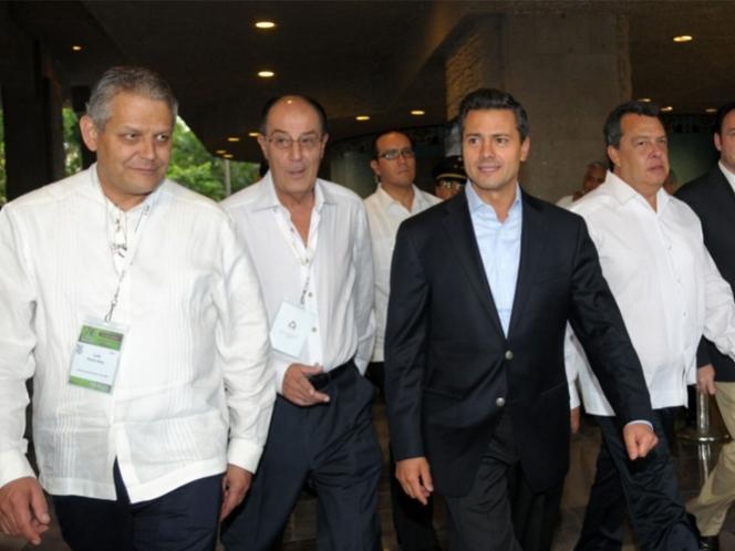 Peña Nieto viaja esta mañana a Haití para V Cumbre de Estados del Caribe