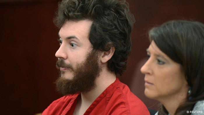 Piden pena de muerte para acusado de matanza de Aurora
