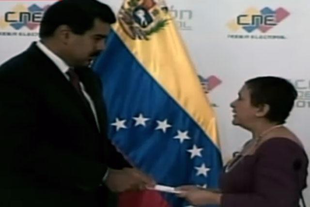 Proclaman a Nicolás Maduro presidente electo de Venezuela