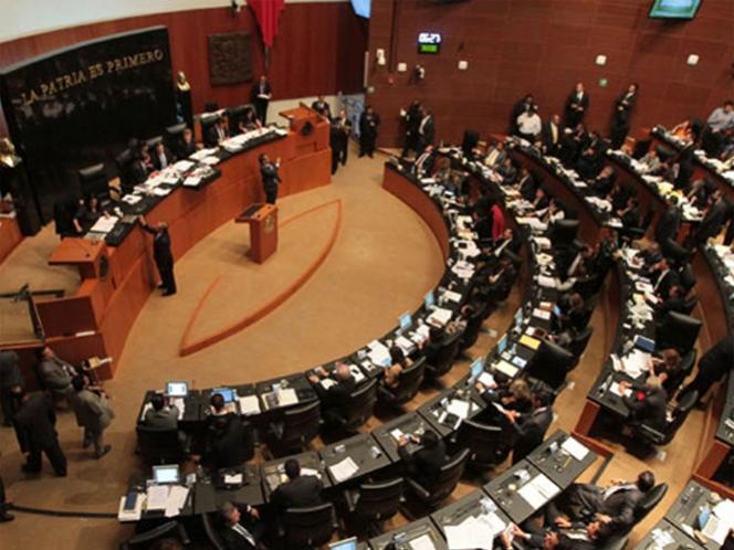 Aprueba el pleno del Senado reforma constitucional de Telecom