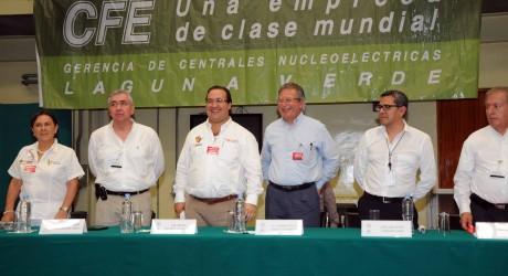 Veracruz aporta la energía que México necesita para su progreso y prosperidad: Javier Duarte