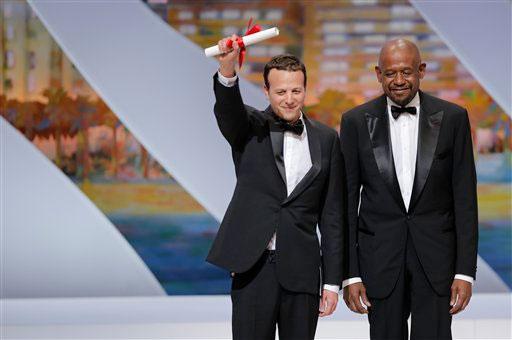 Amat Escalante, mejor director en Cannes