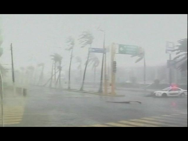 Cultura de prevención en Veracruz durante temporada de huracanes 2013