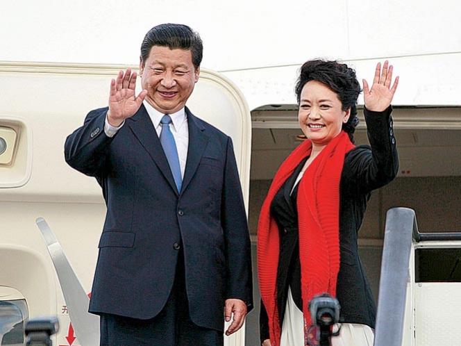 La primera visita de Estado será de China