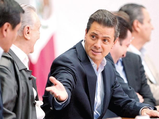 Enrique Peña Nieto impulsa la reforma financiera