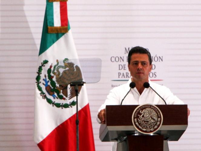 Peña Nieto realizará gira de trabajo por Campeche