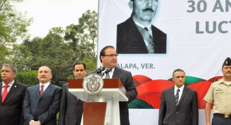 Desde Veracruz, seguiremos apoyando la transformación de México: Javier Duarte