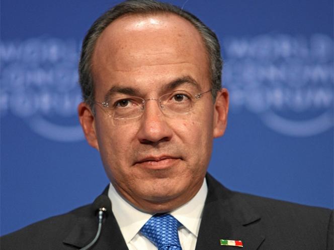 Calderón se une a Instituto Mundial dedicado a la sustentabilidad y medio ambiente